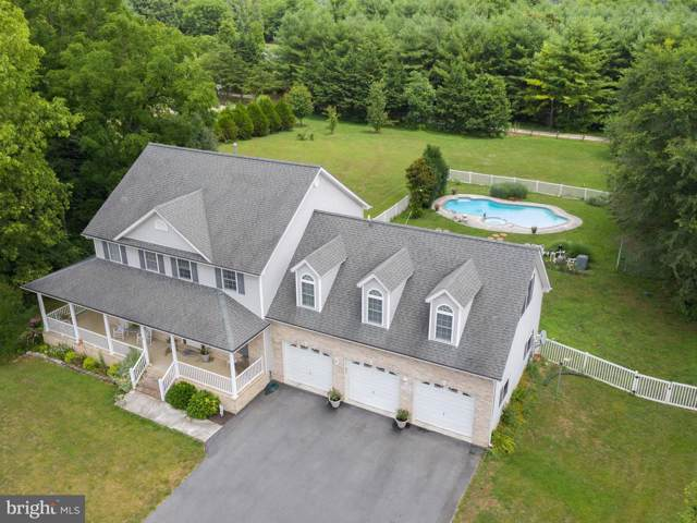 140 Serviceberry Court, STEPHENS CITY, VA 22655 (#VAFV151708) :: Blackwell Real Estate