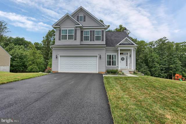 608 Misty Hill Drive, DELTA, PA 17314 (#PAYK120558) :: The Joy Daniels Real Estate Group