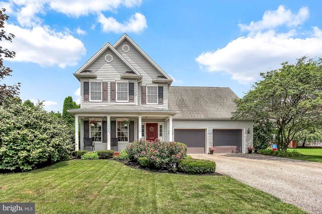 440 Century Drive, GREENCASTLE, PA 17225 (#PAFL166864) :: The Heather Neidlinger Team With Berkshire Hathaway HomeServices Homesale Realty