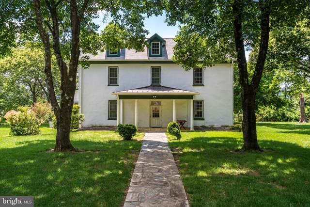 10529 Hume Road, MARSHALL, VA 20115 (#VAFQ161316) :: LoCoMusings