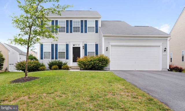 9536 Dumbarton Drive, HAGERSTOWN, MD 21740 (#MDWA166226) :: AJ Team Realty