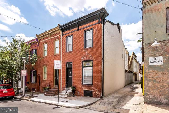 106 S Castle Street, BALTIMORE, MD 21231 (#MDBA475736) :: Kathy Stone Team of Keller Williams Legacy