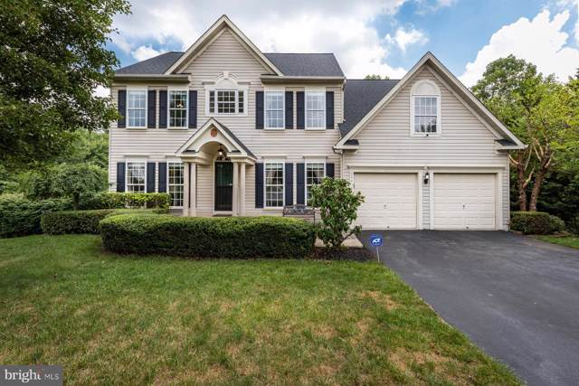 6419 Ruxton Drive, ELKRIDGE, MD 21075 (#MDHW266964) :: ExecuHome Realty
