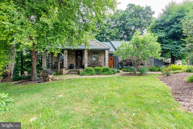 920 Lower Pine Creek Road, CHESTER SPRINGS, PA 19425 (#PACT483614) :: ExecuHome Realty