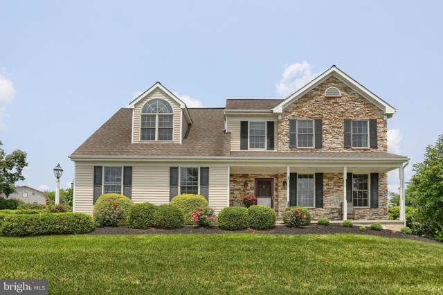 46 Tower Drive, ELIZABETHTOWN, PA 17022 (#PALA136156) :: The Heather Neidlinger Team With Berkshire Hathaway HomeServices Homesale Realty