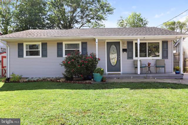 1309 Monroe Avenue, FRONT ROYAL, VA 22630 (#VAWR137456) :: Dart Homes