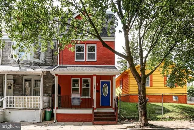 110 Green Street, LANCASTER, PA 17602 (#PALA136162) :: The Joy Daniels Real Estate Group