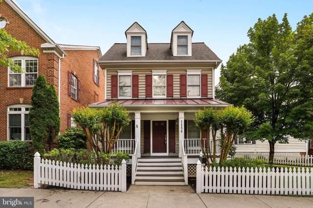 1136 Main Street, GAITHERSBURG, MD 20878 (#MDMC668682) :: Tessier Real Estate