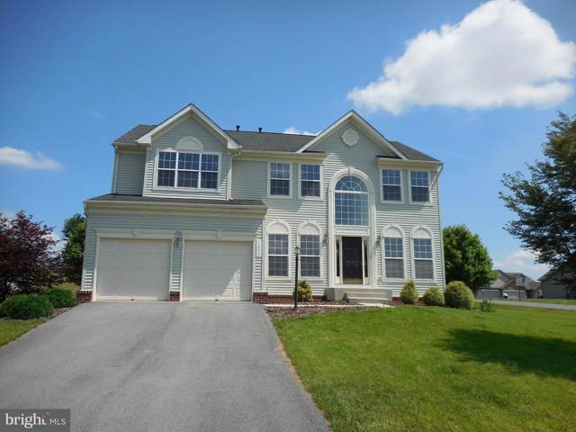 3831 Rolling Hills Drive, GREENCASTLE, PA 17225 (#PAFL166886) :: John Smith Real Estate Group
