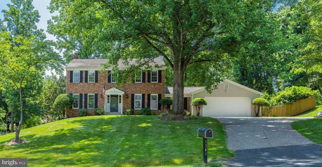 1301 Colvin Forest Drive, VIENNA, VA 22182 (#VAFX1075920) :: Great Falls Great Homes