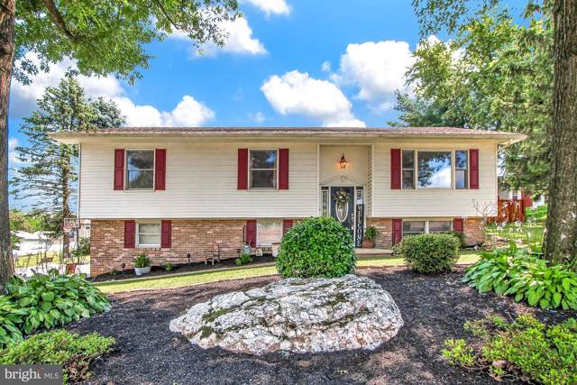 165 April Lane, DALLASTOWN, PA 17313 (#PAYK120618) :: Keller Williams of Central PA East
