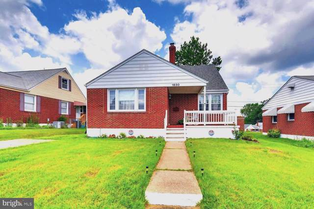 1830 Weyburn Road, BALTIMORE, MD 21237 (#MDBC464696) :: The Gus Anthony Team