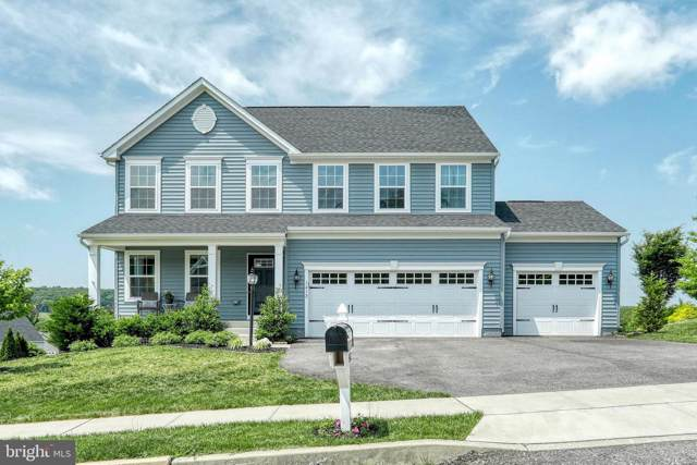 1412 Crest Way, YORK, PA 17403 (#PAYK120624) :: The Heather Neidlinger Team With Berkshire Hathaway HomeServices Homesale Realty