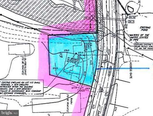 0 Middle Creek Road, GILBERTSVILLE, PA 19525 (#PAMC617144) :: Remax Preferred | Scott Kompa Group