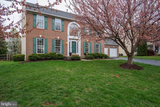 1721 Wheyfield Drive, FREDERICK, MD 21701 (#MDFR249794) :: Jacobs & Co. Real Estate