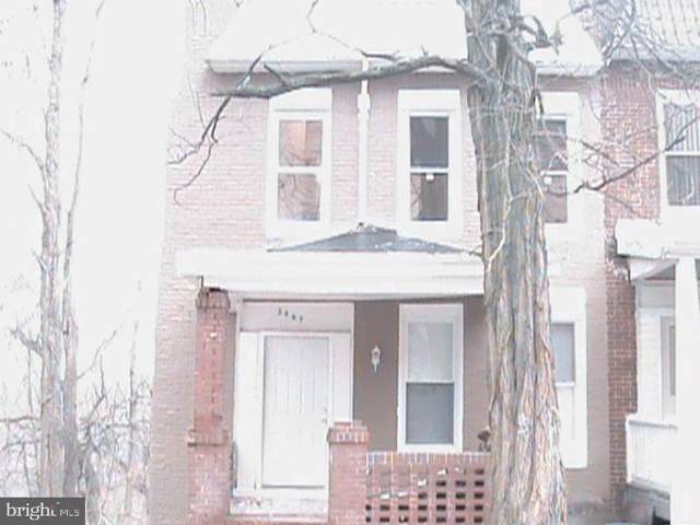 3467 Cottage Avenue, BALTIMORE, MD 21215 (#MDBA475808) :: Advance Realty Bel Air, Inc