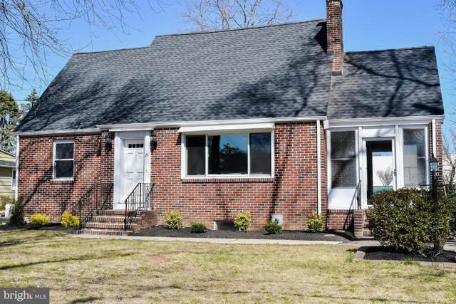 26 Linden Road, BORDENTOWN, NJ 08505 (#NJBL351298) :: John Smith Real Estate Group