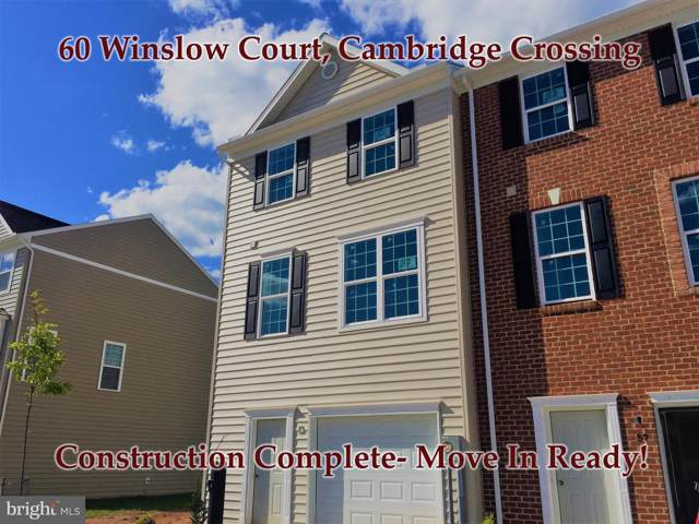 60 Winslow Court, GETTYSBURG, PA 17325 (#PAAD107754) :: The Joy Daniels Real Estate Group