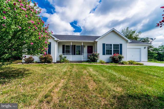 310 Mcgill Drive, GERRARDSTOWN, WV 25420 (#WVBE169440) :: Dart Homes