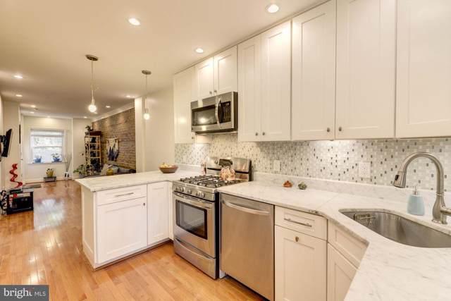 306 P Street NW #1, WASHINGTON, DC 20001 (#DCDC434280) :: Crossman & Co. Real Estate