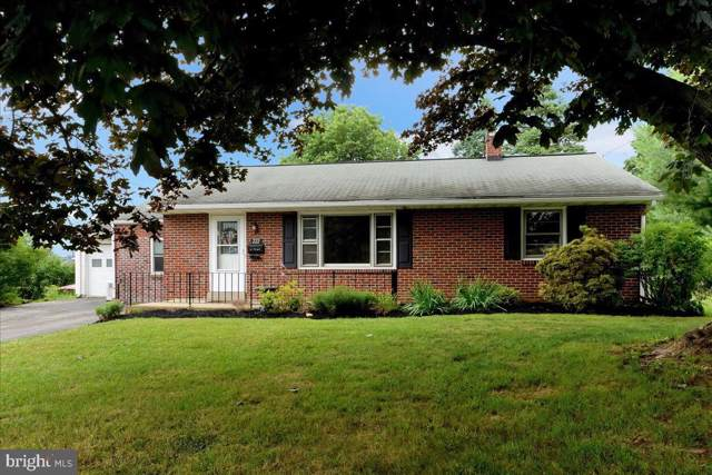 222 W Chestnut Street, QUARRYVILLE, PA 17566 (#PALA136212) :: Liz Hamberger Real Estate Team of KW Keystone Realty