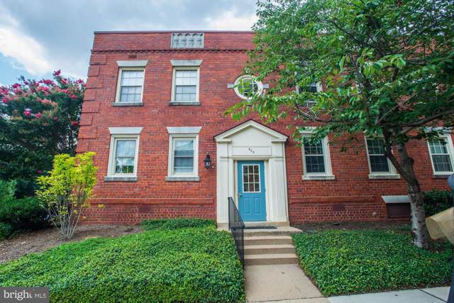 529 Bashford Lane #4, ALEXANDRIA, VA 22314 (#VAAX237586) :: AJ Team Realty