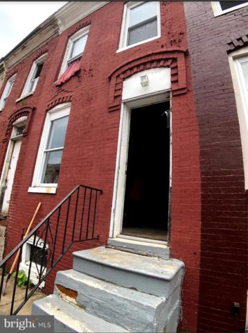 1560 N Woodyear Street, BALTIMORE, MD 21217 (#MDBA475852) :: Network Realty Group