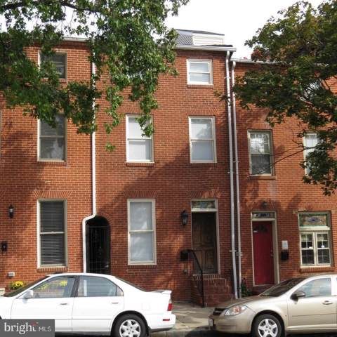 513 S Patterson Park Avenue, BALTIMORE, MD 21231 (#MDBA475856) :: Keller Williams Pat Hiban Real Estate Group