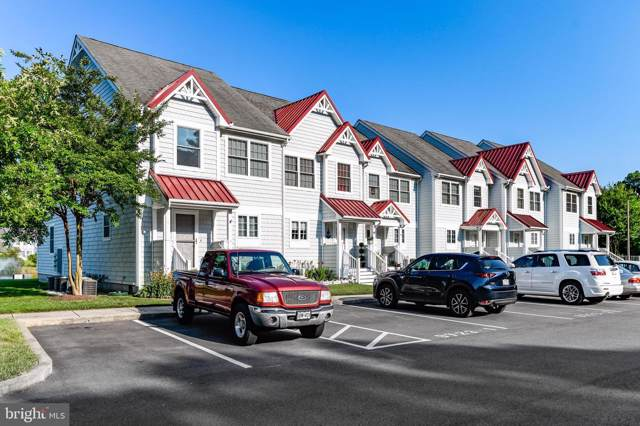 9723 Village Lane 9712D, OCEAN CITY, MD 21842 (#MDWO107582) :: RE/MAX Coast and Country