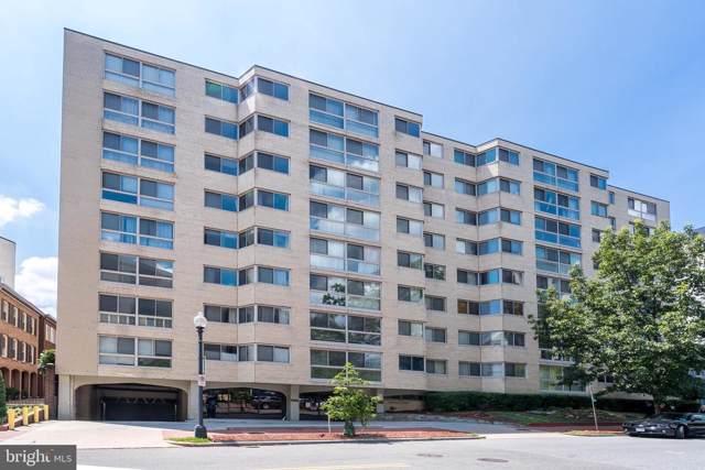 922 24TH Street NW 105A, WASHINGTON, DC 20037 (#DCDC434308) :: Crossman & Co. Real Estate