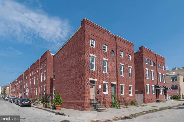 14 N Stricker Street, BALTIMORE, MD 21223 (#MDBA475872) :: Network Realty Group