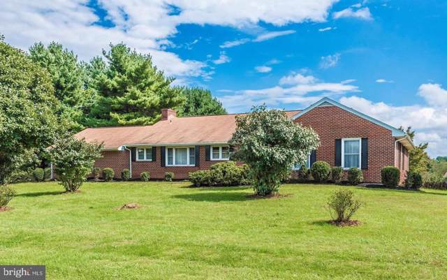 16412 Old Frederick Road, MOUNT AIRY, MD 21771 (#MDHW267006) :: Keller Williams Pat Hiban Real Estate Group