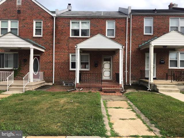 4221 Norfolk Avenue, BALTIMORE, MD 21216 (#MDBA475884) :: The Licata Group/Keller Williams Realty