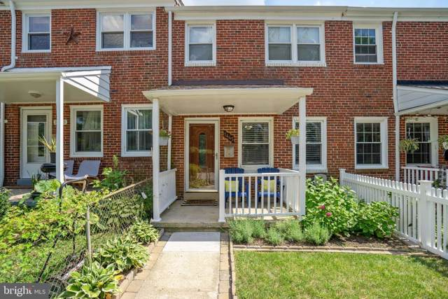 1445 Roland Heights Avenue, BALTIMORE, MD 21211 (#MDBA475914) :: The Dailey Group
