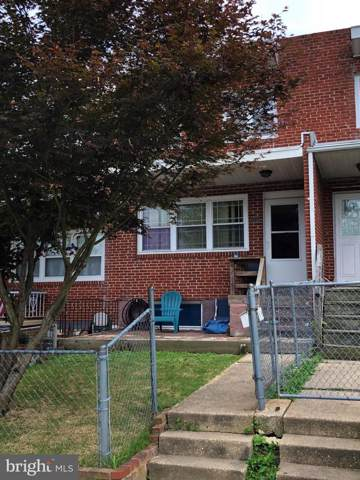 2845 Maudlin Avenue, BALTIMORE, MD 21230 (#MDBA475926) :: The Dailey Group