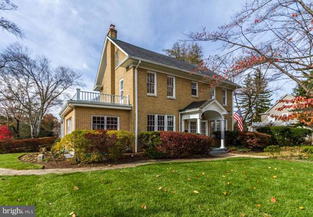 7500 Connecticut Avenue, CHEVY CHASE, MD 20815 (#MDMC668814) :: Potomac Prestige Properties
