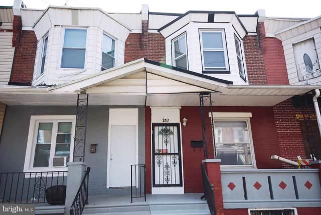 317 N Robinson Street, PHILADELPHIA, PA 19139 (#PAPH814538) :: ExecuHome Realty