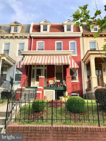 612 Randolph Street NW, WASHINGTON, DC 20011 (#DCDC434366) :: Keller Williams Pat Hiban Real Estate Group