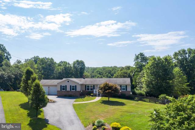 6518 Fordice Drive, MOUNT AIRY, MD 21771 (#MDFR249858) :: Charis Realty Group