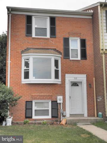 712 Horpel Drive, MOUNT AIRY, MD 21771 (#MDCR190156) :: RE/MAX Plus