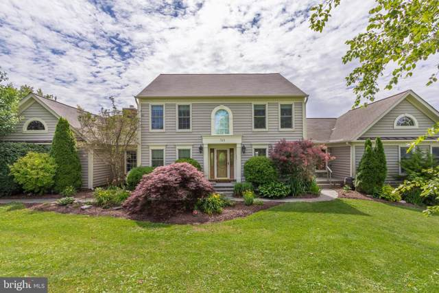748 Chessie Crossing Way, WOODBINE, MD 21797 (#MDHW267034) :: Keller Williams Pat Hiban Real Estate Group