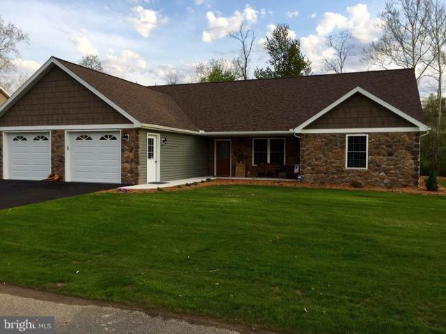 85 Ashby Crest, FORT ASHBY, WV 26719 (#WVMI110362) :: AJ Team Realty
