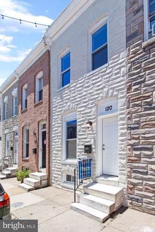 120 N Streeper Street, BALTIMORE, MD 21224 (#MDBA476016) :: The Riffle Group of Keller Williams Select Realtors