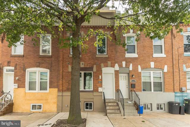 1613 S Taylor Street, PHILADELPHIA, PA 19145 (#PAPH814702) :: The Dailey Group