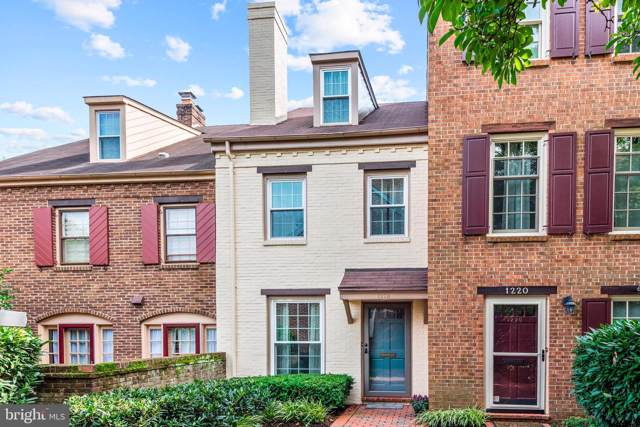1218 Michigan Court, ALEXANDRIA, VA 22314 (#VAAX237662) :: The Speicher Group of Long & Foster Real Estate