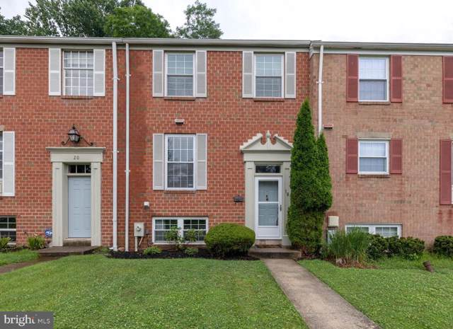 18 Collis Court, LUTHERVILLE TIMONIUM, MD 21093 (#MDBC464832) :: Radiant Home Group