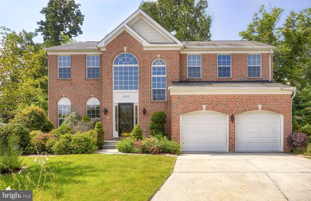 1203 Leeds Court, ABINGDON, MD 21009 (#MDHR235858) :: Browning Homes Group