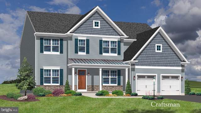 Lot 220 Westbury Drive, GILBERTSVILLE, PA 19525 (#PAMC617346) :: ExecuHome Realty