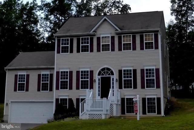 9416 Hickory Hill Drive, FREDERICKSBURG, VA 22408 (#VASP214256) :: Pearson Smith Realty