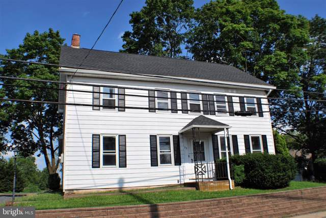 25 S Main Street, TRUMBAUERSVILLE, PA 18970 (#PABU474456) :: Keller Williams Realty - Matt Fetick Team